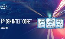 Intel 第8世代Coreプロセッサ「Uシリーズ」発表―第7世代から40%性能向上
