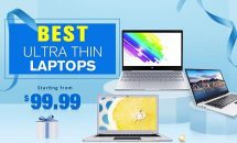 Jumper EZbook 3Xが18893円など、Geekbuyingで薄型ノートパソコン・セール開催中