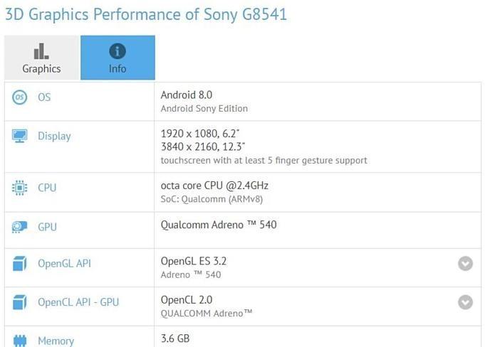Sony-G8541