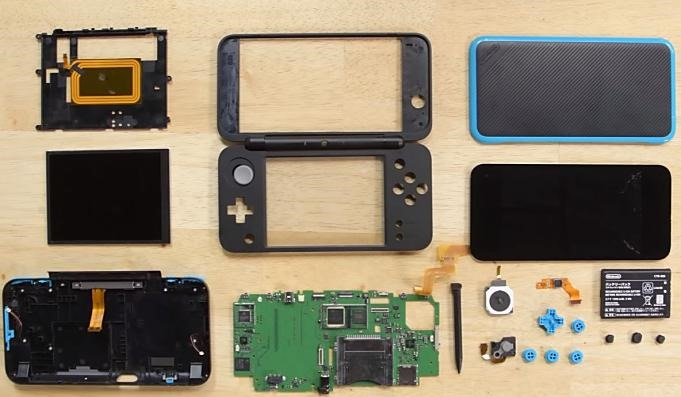 ifixit-new-nintendo-2DS-XL
