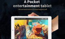 7.85型『Cube iPlay8 U78』が5725円など2製品クーポン、クリアランスセールも開催中 #Banggood