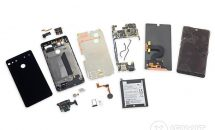 iFixitがベゼルレス『Essential Phone』分解、ほぼ修理不可能