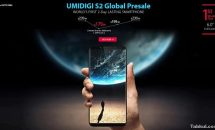 Galaxy S8風デザインの6型『UMIDIGI S2』が先行予約セール開始 #GearBest