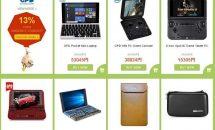 GPD Pocketと関連アクセサリーが値下げなど、GearBestで秋の大バーゲン『予熱編』セール開始