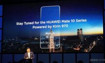 Huawei、ベゼルレス「Mate 10」と「Mate 10 Pro」を10月16日に発表へ―デュアルカメラも示唆