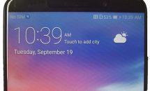 Huawei Mate 10のレンダリング画像がリーク