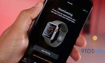 LTE版『Apple Watch』がiOS11 GM版で見つかる、画像や単体通信・iPhone番号連携・通話など