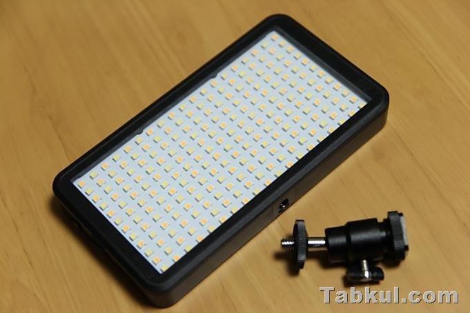 Andoer-LED-Video-Light-tabkul.com-review.IMG_5522