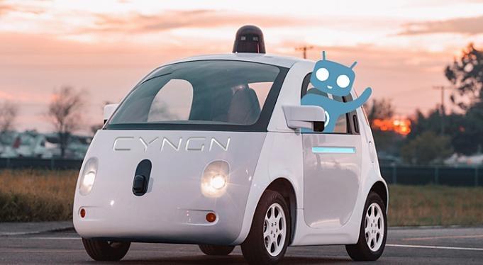 Cyngn-Car