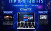 GPD Pocketも対象、過去最安値のGPDタブレット・セール開催中 #GearBest