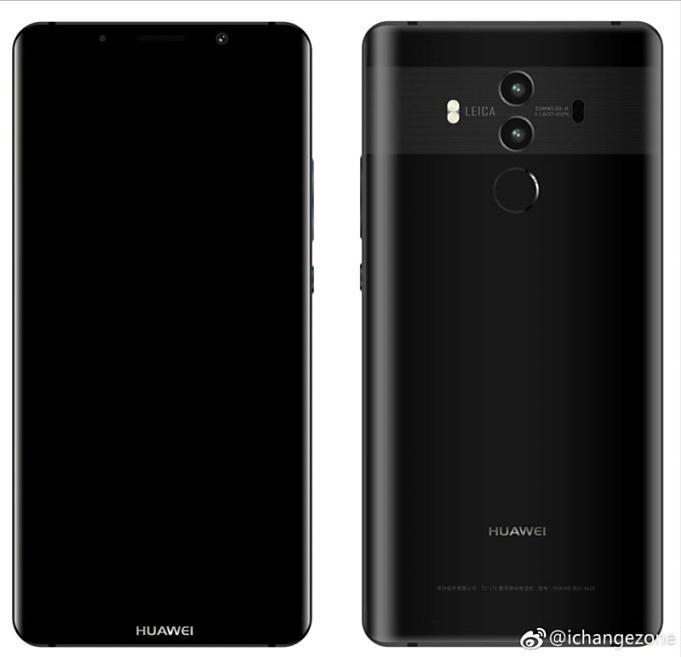 Huawei-Mate-10-Pro-render-leak-black-1-800x772