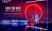 Huaweiが招待状、新製品発表イベント12月5日に開催へ―ベゼルレスhonor7X発表か・スペック