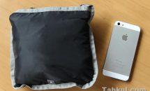 小さく畳める携帯リュック、mont-bell(モンベル)ポケッタブルディパック 20購入レビュー