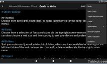 テキストエディタ「Write: Tablet Notepad/Journal」などが0円に、Androidアプリ無料セール 2017/11/20