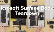 iFixitが『Surface Book 2』の分解動画を公開、修理困難でスコア1評価