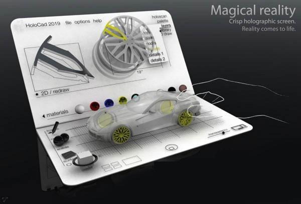 holographic-display