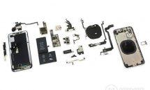iPhone X(64GBモデル)を分解、バッテリーは2分割など