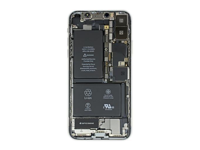 iPhoneX-teardown-ifixit