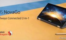 ペン対応『ASUS NovaGo』発表、Snapdragon搭載Windowsの価格・一部スペック・発売国・発売日