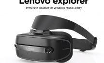 Windows Mixed Reality対応ヘッドセット『Lenovo Explorer』発表、動画・価格・発売日