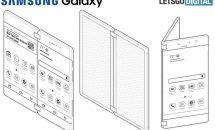 Samsungが折り畳みデュアル液晶スマートフォン特許を取得