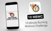 10分間ワークアウト『10 Minute Burning Workout』などが0円に、Androidアプリ無料セール 2018/1/25