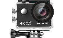 (終了)元旦限り、4K防水MUSON アクションカメラなどが値下げ中―Amazonタイムセール