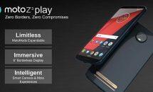 Moto Z3 / Z3 Playのレンダリング画像、18:9画面や5G通信Modなど