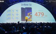 6.2型ASUS ZenFone 5Z (ZS620KL) 発表/スペック・価格・発売時期・動画