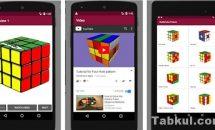 ルービックキューブの遊び方『Cool Rubik's Cube Patterns Pro』などが0円に、Androidアプリ無料セール 2018/2/2