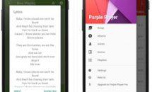 歌詞表示できる音楽プレイヤー『Purple Player Pro』などが0円に、Androidアプリ無料セール 2018/2/13