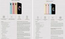 Xiaomi Redmi Note 5/5 Proのスペック表がリーク、明日発表へ