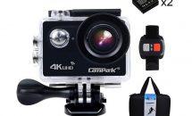 (終了)2/9限り、4K アクションカメラなどが値下げ中―Amazonタイムセール