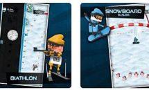 ウィンタースポーツ7つが遊べる『Flick Champions Winter Sports』などが無料に、iPhone/iPadアプリセール 2018/2/9