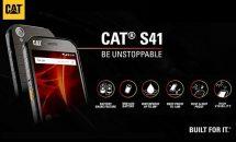 オンキヨー、防水5型『CAT S41』発表―スペック・発売時期