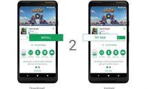 Google Play Instant発表、ゲームを全てダウンロードせず体験可能に #動画
