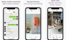 Webページの保存など長いスクリーンショット作成『Picsew – Screenshot Stitching』などが無料に、iPhone/iPadアプリセール 2018/3/3