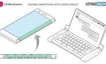 LGの折り畳み2画面スマホ「Mobile Terminal」特許が公開、ノートパソコンとしても想定か