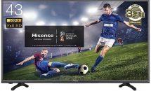 (終了)4/29限り、ハイセンス 43V型フルハイビジョン液晶テレビが特選で34800円など値下げ中―Amazonタイムセール