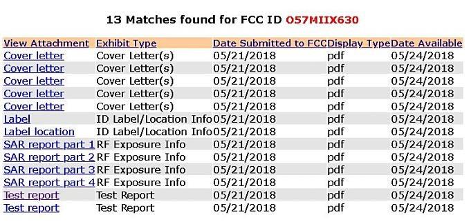 FCCID-O57MIIX630