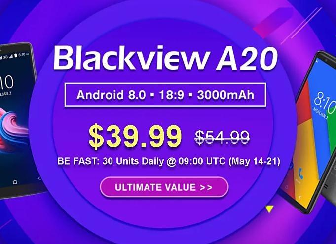 Gearbest-sale-Blackview-A20.01