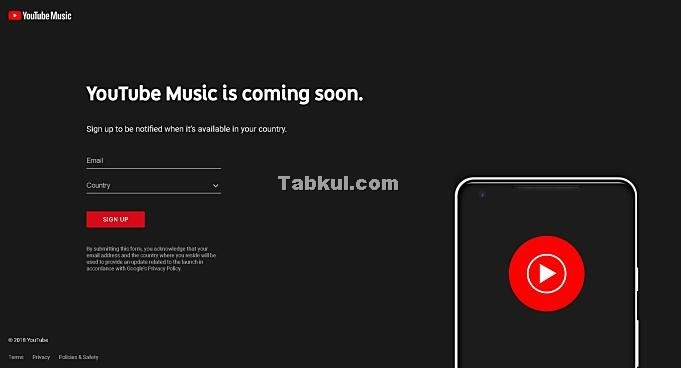 YouTube-music-comming-soon