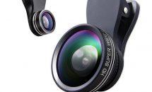 (終了)5/13限り、YIEASY スマホ用クリップ式カメラレンズなどが値下げ中―Amazonタイムセール