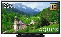 (終了)5/28限り、シャープ 32V型 液晶テレビ AQUOS LC-32E40が特選商品など値下げ中―Amazonタイムセール