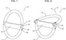 フォード、自動車のハンドルをノートPC用テーブルに/特許出願