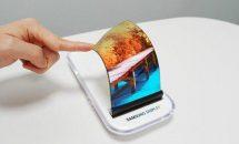 7.3インチ+4.5インチの折り畳みスマートフォン「Galaxy X」は2019年発売へ