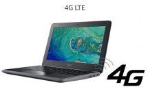 エイサー、延期のLTE対応11.6型「Acer Chromebook 11」発売・対応周波数