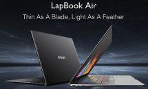 RAM8GB+SSD128GBに14.1型『Chuwi Lapbook Air』が41476円に、GearBestフラッシュセール開催中