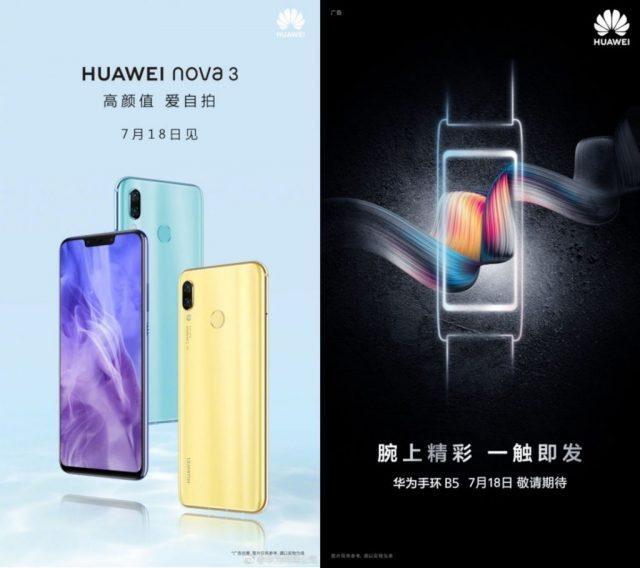 Huawei-Nova-3-and-TalkBand-B5-launch-date-1024x909-640x568