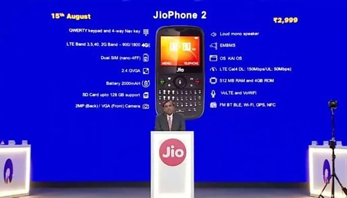 JIOPHONE2.2